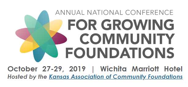 Kansas Association of Small Foundations Conference logo